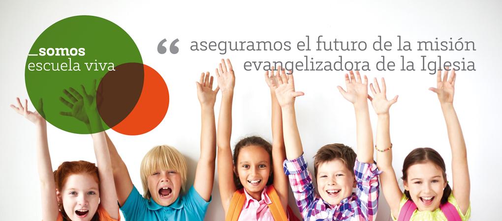 Aseguramos el futuro de la misión evangelizadora de la Iglesia